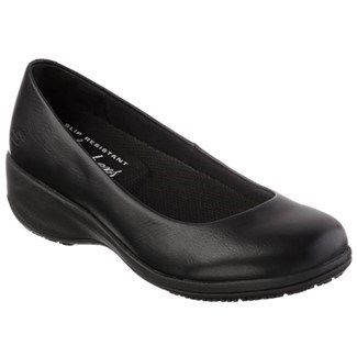 skechers work shoes for women