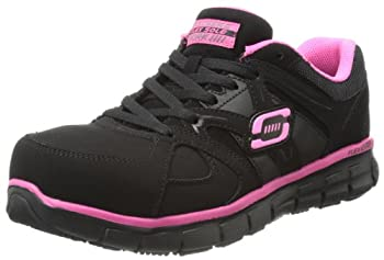skechers work shoes women